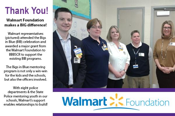 1.23 D Walmart Foundation - Thank you