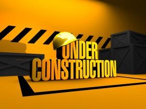 Work Build Under Construction Construction Site